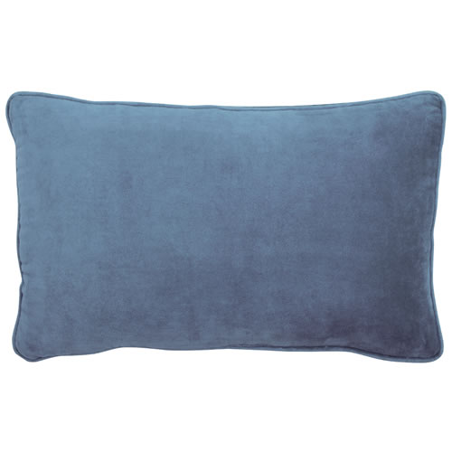 Dusty Blue Lumbar Cushion