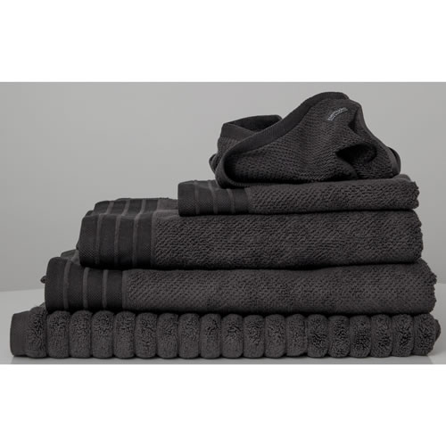 Charcoal Face Towel