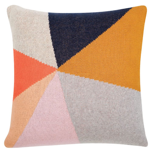 Harlequin Jacquard Cushion