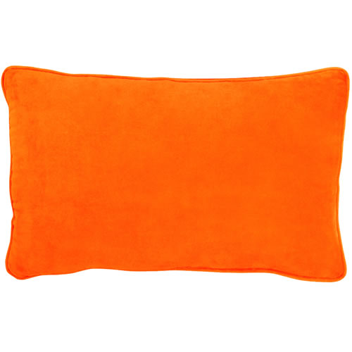 Orange Lumbar Cushion