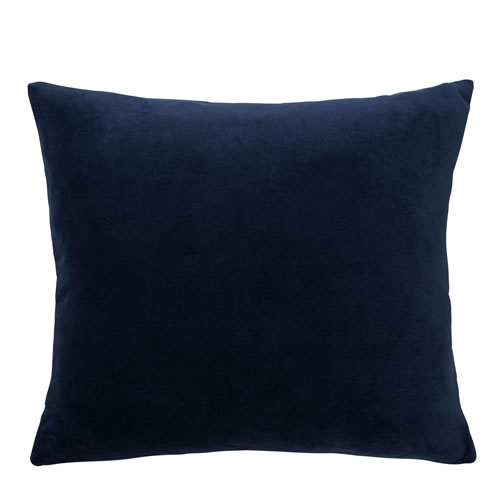 Velvet Midi Indigo Cushion