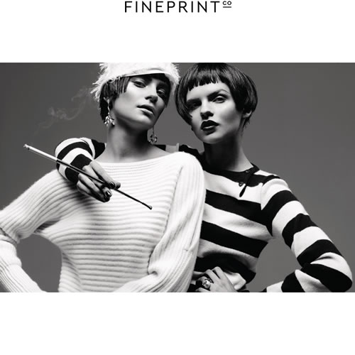 $200 Voucher towards a Vintage Fashion Print