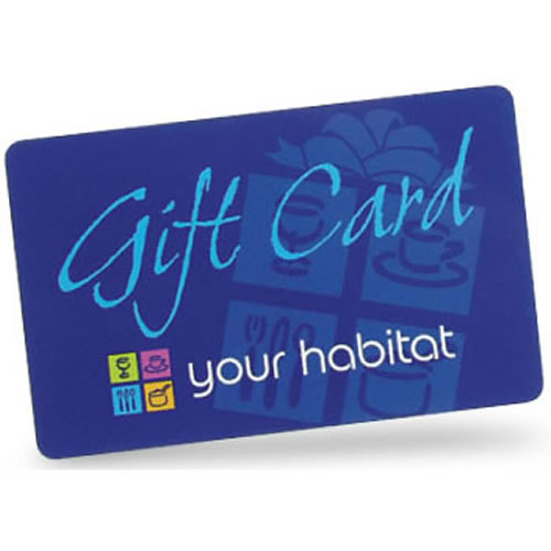 Your Habitat $25 Voucher